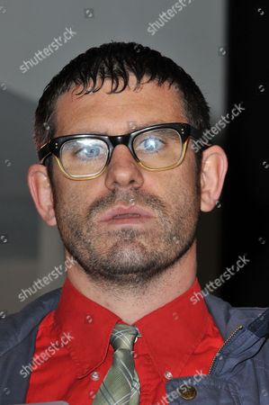 Angelos Epithemiou - the burger van man