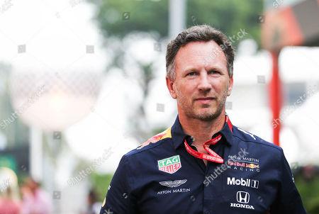 Editorial picture of Formula 1 SINGAPORE GRAND PRIX 2019 - 22 Sep 2019