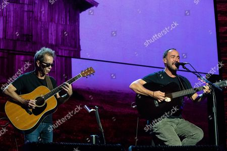 Tim Reynolds and Dave Matthews