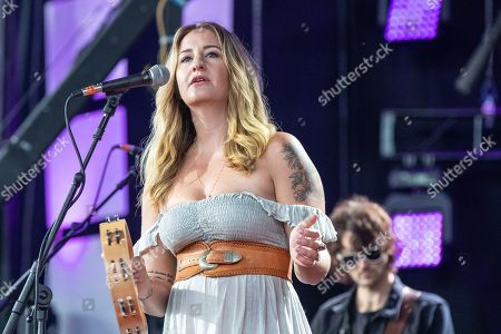 Editorial image of Farm Aid Festival, Alpine Valley Music Theatre, East Troy, Wisconsin, USA - 21 Sep 2019