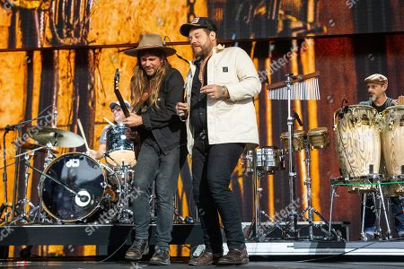 Lukas Nelson and Nathaniel Rateliff
