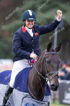 Editorial picture of SsangYong Blenheim Horse Trials, Woodstock, Oxfordshire, UK - 22 Sep 2019