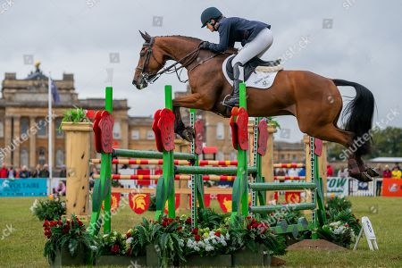 Editorial photo of SsangYong Blenheim Horse Trials, Woodstock, Oxfordshire, UK - 22 Sep 2019