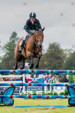 Editorial image of SsangYong Blenheim Horse Trials, Woodstock, Oxfordshire, UK - 22 Sep 2019