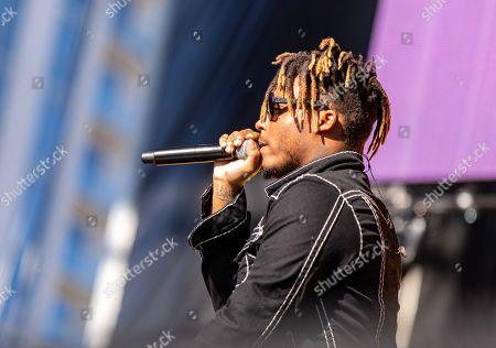 Editorial photo of iHeartRadio Music Festival, Day 2, Daytime Village, Las Vegas, USA - 21 Sep 2019