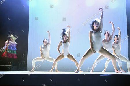 Stock Image of Sia Furler