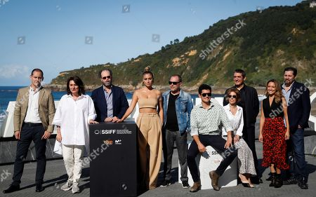 Editorial photo of 67th San Sebastian Film Festival, Spain - 22 Sep 2019
