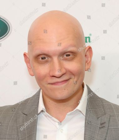 Anthony Carrigan arrives at the 2019 Primetime Emmy Awards - BAFTA Los Angeles TV Tea Party at the Beverly Hilton, in Beverly Hills, Calif