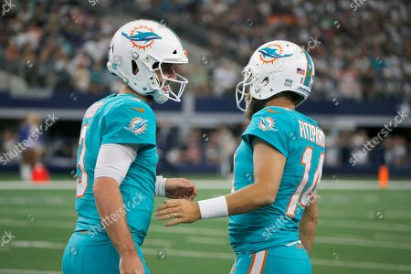 Editorial image of Dolphins Cowboys Football, Arlington, USA - 22 Sep 2019