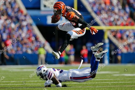 Editorial picture of Bengals Bills Football, Orchard Park, USA - 22 Sep 2019
