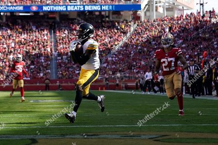 Editorial image of Steelers 49ers Football, Santa Clara, USA - 22 Sep 2019