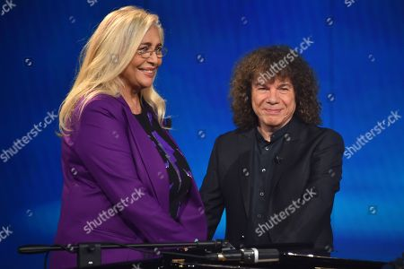 Editorial image of 'Domenica In' TV Show, Rome, Italy - 22 Sep 2019