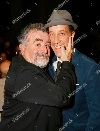 Saul Rubinek and Joey Slotnick