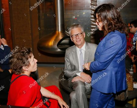 Frances McDormand, Michael Ritchie and Gina Gershon