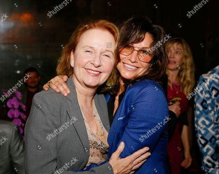 Kate Burton and Gina Gershon