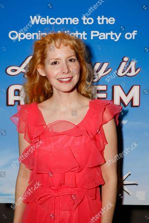 Stock Photo of Nellie McKay