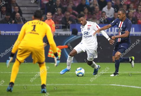 Editorial picture of Soccer League 1, Lyon, France - 22 Sep 2019