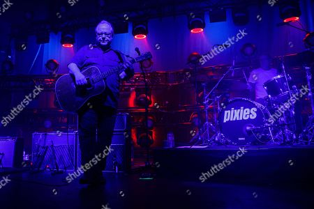 The Pixies - Black Francis and David Lovering