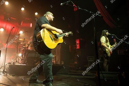 The Pixies - Black Francis and Paz Lenchantin