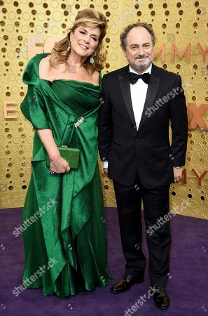 Caroline Aaron, Kevin Pollak. Caroline Aaron, left, and Kevin Pollak arrive at the 71st Primetime Emmy Awards, at the Microsoft Theater in Los Angeles