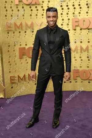 Dyll'n Burnside. Dyllon Burnside arrives at the 71st Primetime Emmy Awards, at the Microsoft Theater in Los Angeles