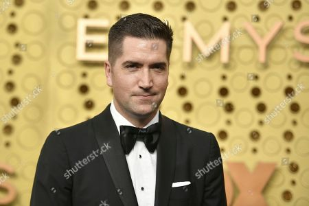 Stock Image of Drew Goddard arrives at the 71st Primetime Emmy Awards, at the Microsoft Theater in Los Angeles