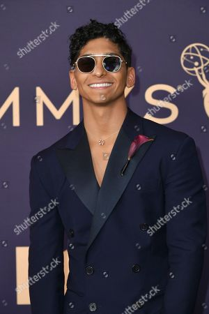 Editorial picture of 2019 Primetime Emmy Awards - Arrivals, Los Angeles, USA - 22 Sep 2019