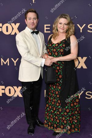 Thomas Lennon, Jenny Lennon. Thomas Lennon, left, and Jenny Lennon arrives at the 71st Primetime Emmy Awards, at the Microsoft Theater in Los Angeles