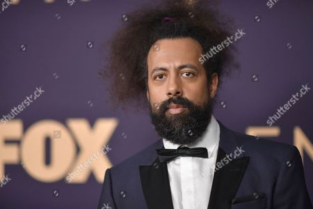 Questlove arrives at the 71st Primetime Emmy Awards, at the Microsoft Theater in Los Angeles