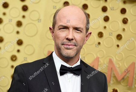Eric Lange arrives at the 71st Primetime Emmy Awards, at the Microsoft Theater in Los Angeles
