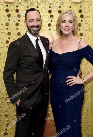Editorial image of 2019 Primetime Emmy Awards - Arrivals, Los Angeles, USA - 22 Sep 2019