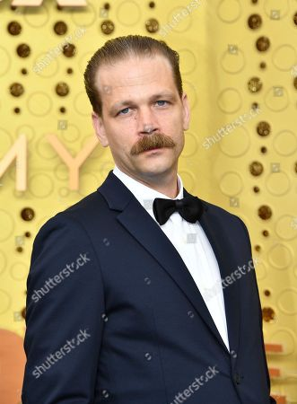 Stock Image of Brendan Sexton III arrives at the 71st Primetime Emmy Awards, at the Microsoft Theater in Los Angeles