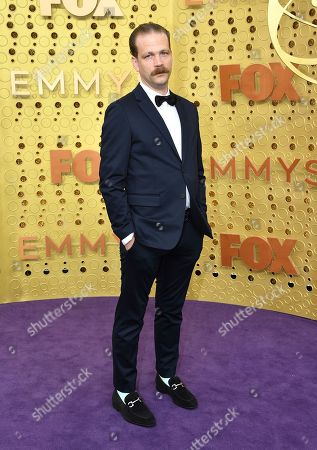 Stock Picture of Brendan Sexton III arrives at the 71st Primetime Emmy Awards, at the Microsoft Theater in Los Angeles