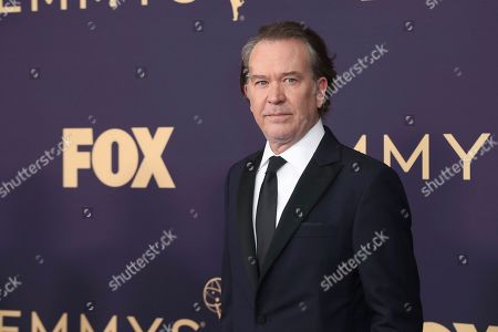 Editorial image of 71st Primetime Emmy Awards - Arrivals, Los Angeles, USA - 22 Sep 2019