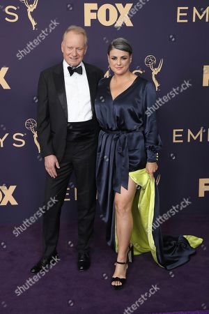 Editorial photo of 71st Primetime Emmy Awards - Arrivals, Los Angeles, USA - 22 Sep 2019