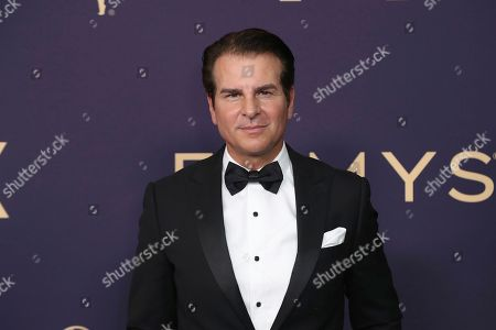 Stock Photo of Vincent De Paul arrives at the 71st Primetime Emmy Awards, at the Microsoft Theater in Los Angeles
