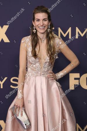 Editorial image of 71st Primetime Emmy Awards - Arrivals, Los Angeles, USA - 22 Sep 2019