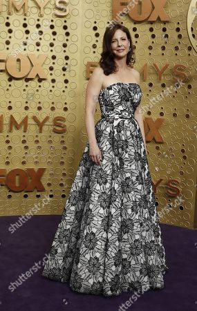 Robin Weigert arrives for the 71st annual Primetime Emmy Awards ceremony held at the Microsoft Theater in Los Angeles, California, USA, 22 September 2019. The Primetime Emmys celebrate excellence in national primetime television broadcasting.