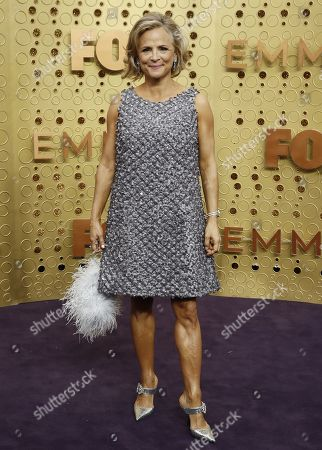 Amy Sedaris arrives for the 71st annual Primetime Emmy Awards ceremony held at the Microsoft Theater in Los Angeles, California, USA, 22 September 2019. The Primetime Emmys celebrate excellence in national primetime television broadcasting.