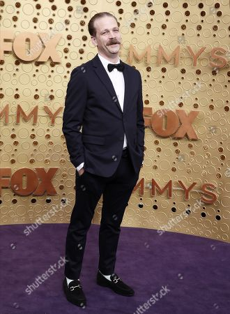Brendan Sexton III arrives for the 71st annual Primetime Emmy Awards ceremony held at the Microsoft Theater in Los Angeles, California, USA, 22 September 2019. The Primetime Emmys celebrate excellence in national primetime television broadcasting.