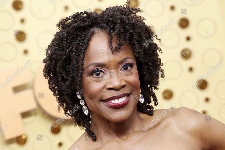 Stock Image of Charlayne Woodard arrives for the 71st annual Primetime Emmy Awards ceremony held at the Microsoft Theater in Los Angeles, California, USA, 22 September 2019. The Primetime Emmys celebrate excellence in national primetime television broadcasting.