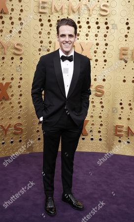 Steven Levenson arrives for the 71st annual Primetime Emmy Awards ceremony held at the Microsoft Theater in Los Angeles, California, USA, 22 September 2019. The Primetime Emmys celebrate excellence in national primetime television broadcasting.