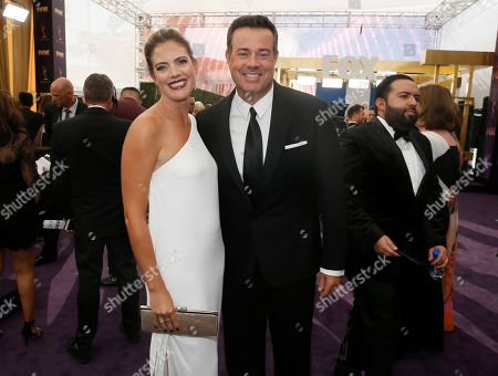 Editorial photo of 71st Primetime Emmy Awards - Red Carpet, Los Angeles, USA - 22 Sep 2019