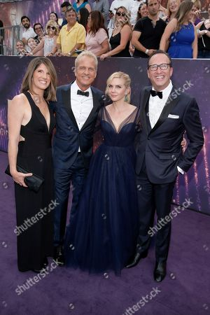 Editorial picture of 71st Primetime Emmy Awards - Red Carpet, Los Angeles, USA - 22 Sep 2019