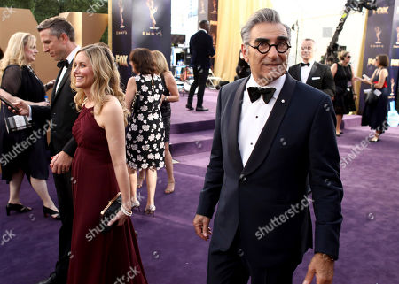 Eugene Levy at the 71st Primetime Emmy Awards, at the Microsoft Theater in Los Angeles