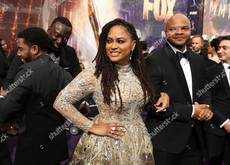 Ava Duvernay, Kevin Richardson. Ava Duvernay, left, and Kevin Richardson arrive at the 71st Primetime Emmy Awards, at the Microsoft Theater in Los Angeles