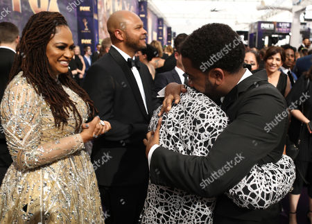 Ava Duvernay, Kevin Richardson, Jharrel Jerome, Korey Wise. Ava Duvernay, from left, Kevin Richardson, Korey Wise, and Jharrel Jerome arrive at the 71st Primetime Emmy Awards, at the Microsoft Theater in Los Angeles
