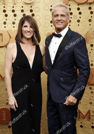 Editorial photo of Arrivals - 71st  Primetime Emmy Awards, Los Angeles, USA - 22 Sep 2019