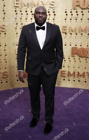 Stock Photo of OMar Dorsey arrives for the 71st annual Primetime Emmy Awards ceremony held at the Microsoft Theater in Los Angeles, California, USA, 22 September 2019. The Primetime Emmys celebrate excellence in national primetime television broadcasting.