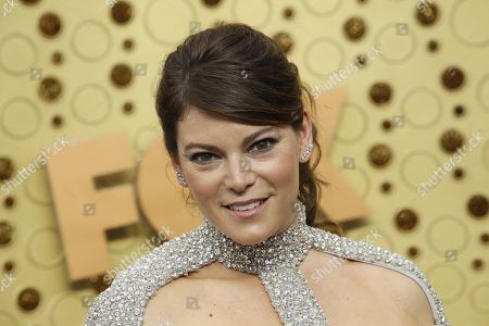 Stock Picture of Gail Simmons arrives for the 71st annual Primetime Emmy Awards ceremony held at the Microsoft Theater in Los Angeles, California, USA, 22 September 2019. The Primetime Emmys celebrate excellence in national primetime television broadcasting.